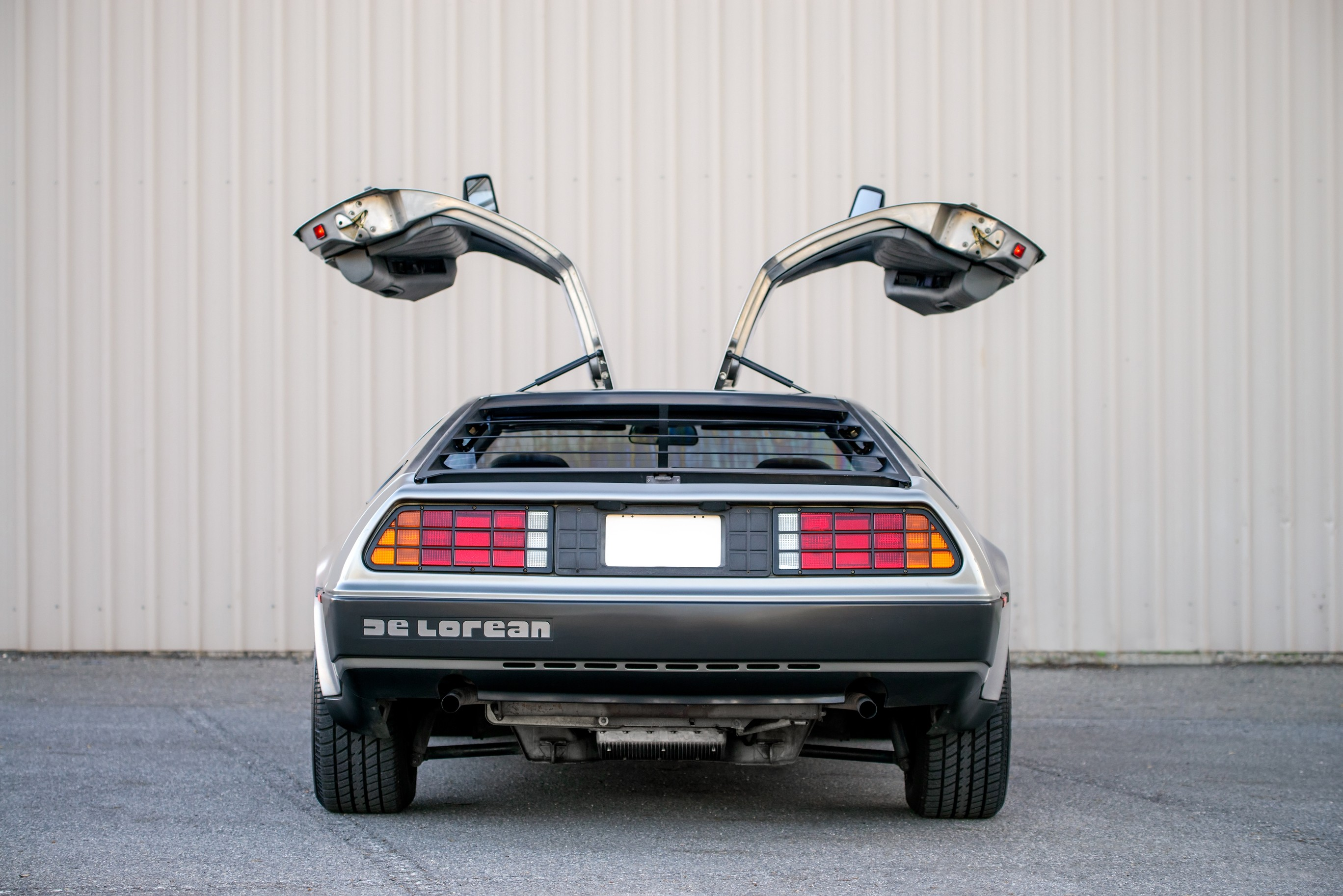 Back to the future delorean the most iconic movie car