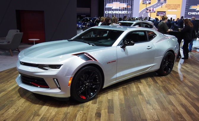 Redline is the Latest Batch of Chevrolet Special Edition ...