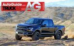 2017 Ford F-150 Raptor: AutoGuide.com Truck of the Year Contender