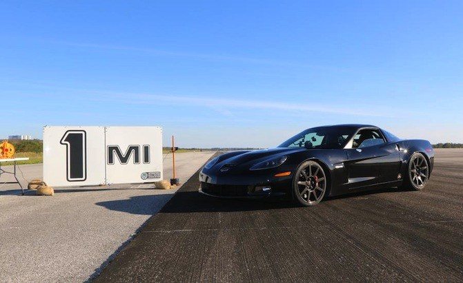 this corvette is the fastest street legal electric car in the world again. Black Bedroom Furniture Sets. Home Design Ideas