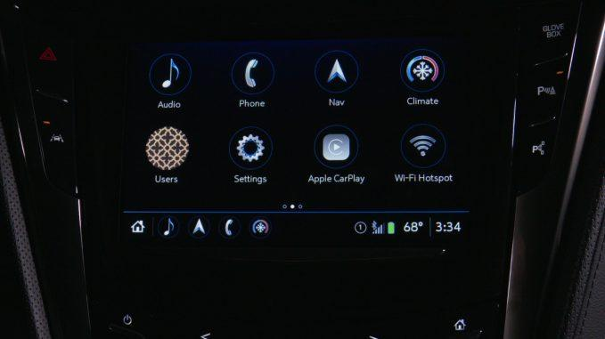 Cloud-based profiles allow users to customize the infotainment s
