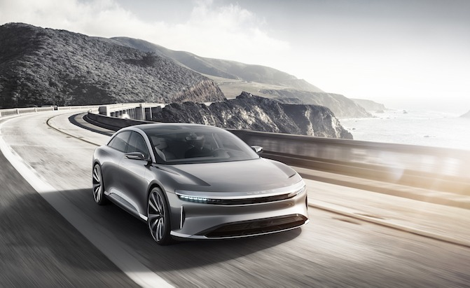 Saudi Wealth Fund May be More Interested in Lucid Motors Than Tesla