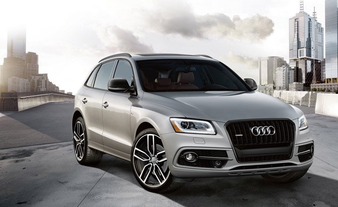 Nearly Audi Vehicles Recalled For Two Separate Issues - Audi vehicles