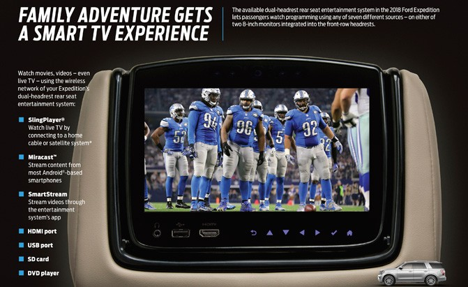 You Can Now Watch Live TV in a Ford » AutoGuide com News