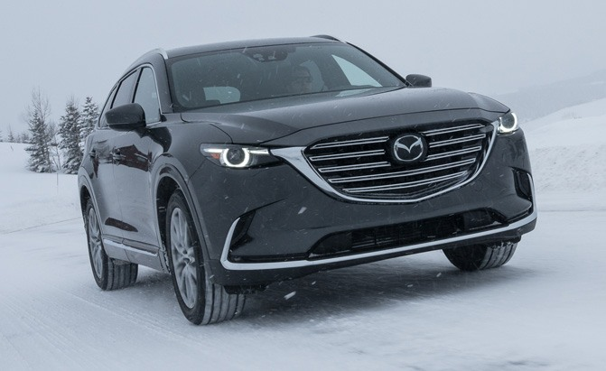 2017 mazda cx 9 adds new standard features without increasing price news. Black Bedroom Furniture Sets. Home Design Ideas