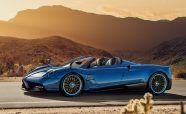 Pagani Huayra Roadster is Beautifully Complicated