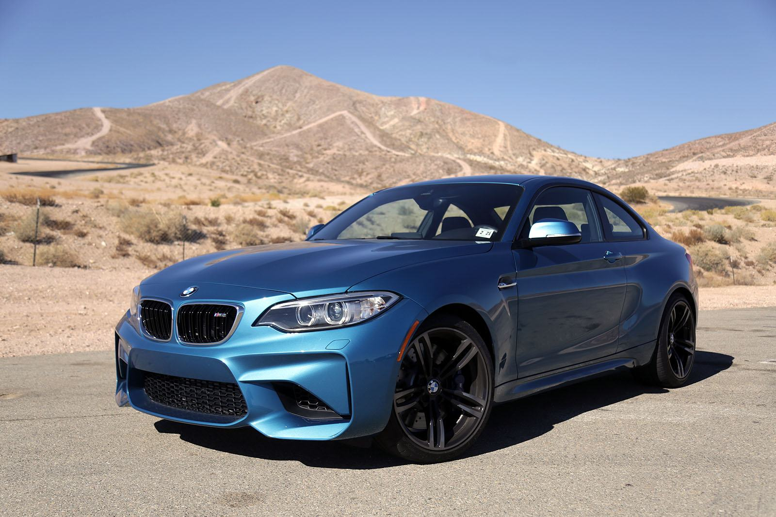 special edition bmw m2 with performance upgrades heading to the us news. Black Bedroom Furniture Sets. Home Design Ideas