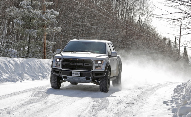 5 Things I Learned Ripping Through the Snow in a 2017 Ford ...