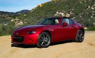 2017 Mazda MX-5 Miata RF Review