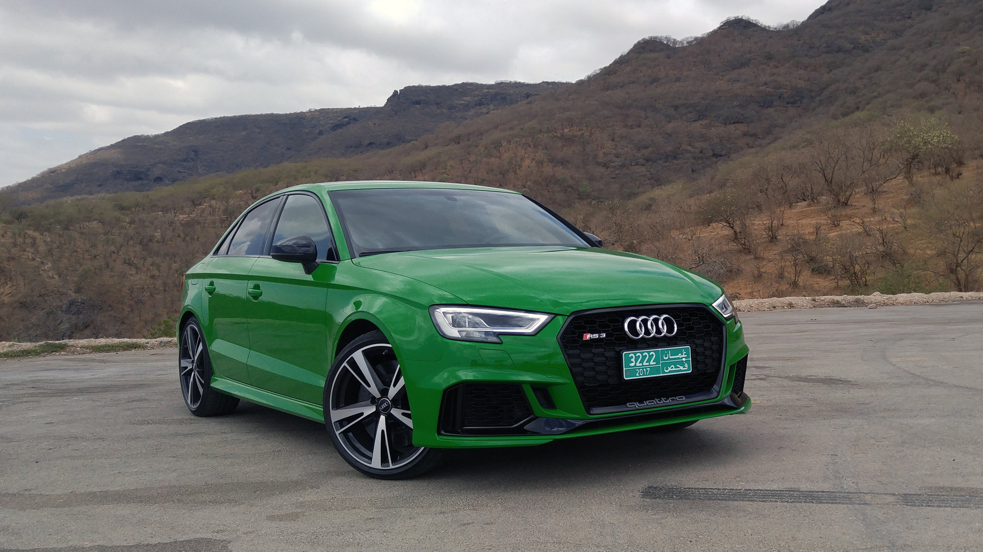 2018 Audi RS 3 Review - AutoGuide.com