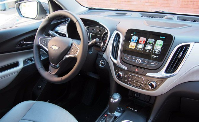 2019 Chevy Equinox Owners Manual | 2019 - 2020 GM Car Models