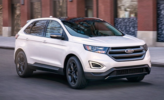 2018 Ford Edge Adds Fresh Style With Sel Sport Appearance