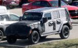 Next-Gen 2018 Jeep Wrangler Caught Testing in Spy Video