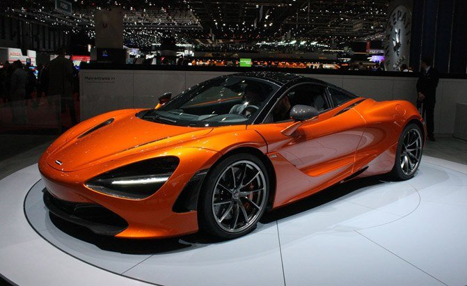 2018 Mclaren 720s Video First Look 187 Autoguide Com News