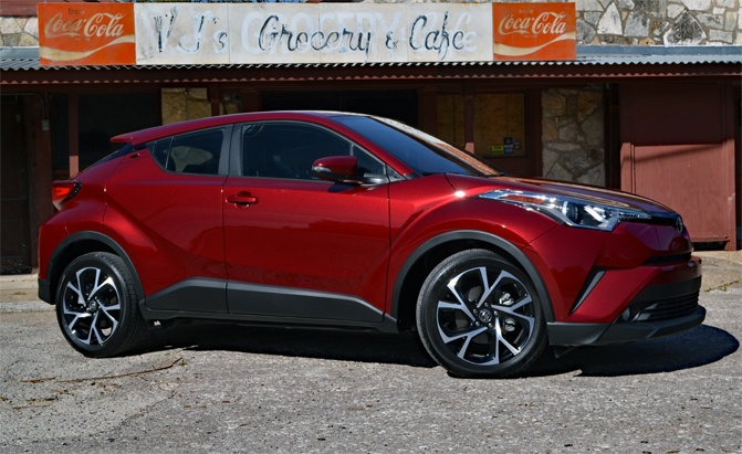 2018 Toyota C-HR Review - AutoGuide.com