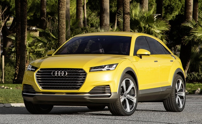 2019 audi q4 compact crossover confirmed. Black Bedroom Furniture Sets. Home Design Ideas