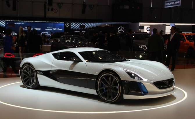 Rimac's New Car Could Dethrone the Tesla Roadster » AutoGuide.com News