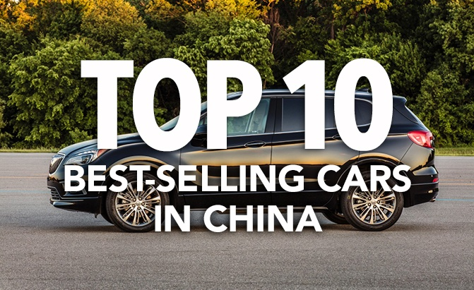 top 10 best selling cars in china news. Black Bedroom Furniture Sets. Home Design Ideas