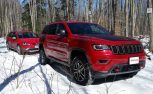 Can a VW Golf Alltrack Keep Up with a Jeep Grand Cherokee Off-Road?