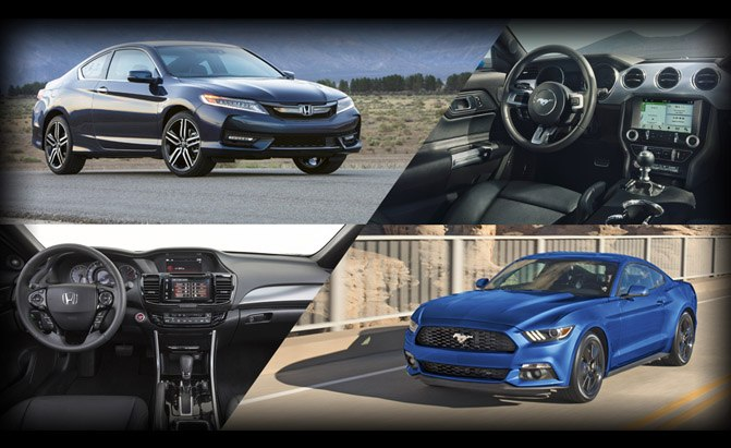 Poll Honda Accord Coupe Or Ford Mustang