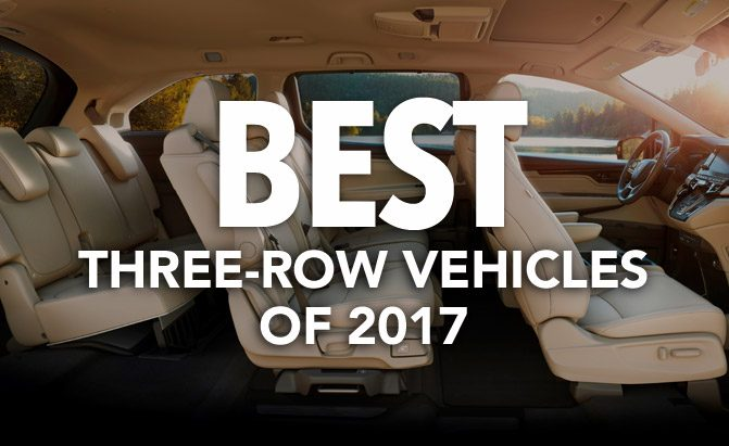 Best Three Row Vehicles Of 2017: Consumer Reports
