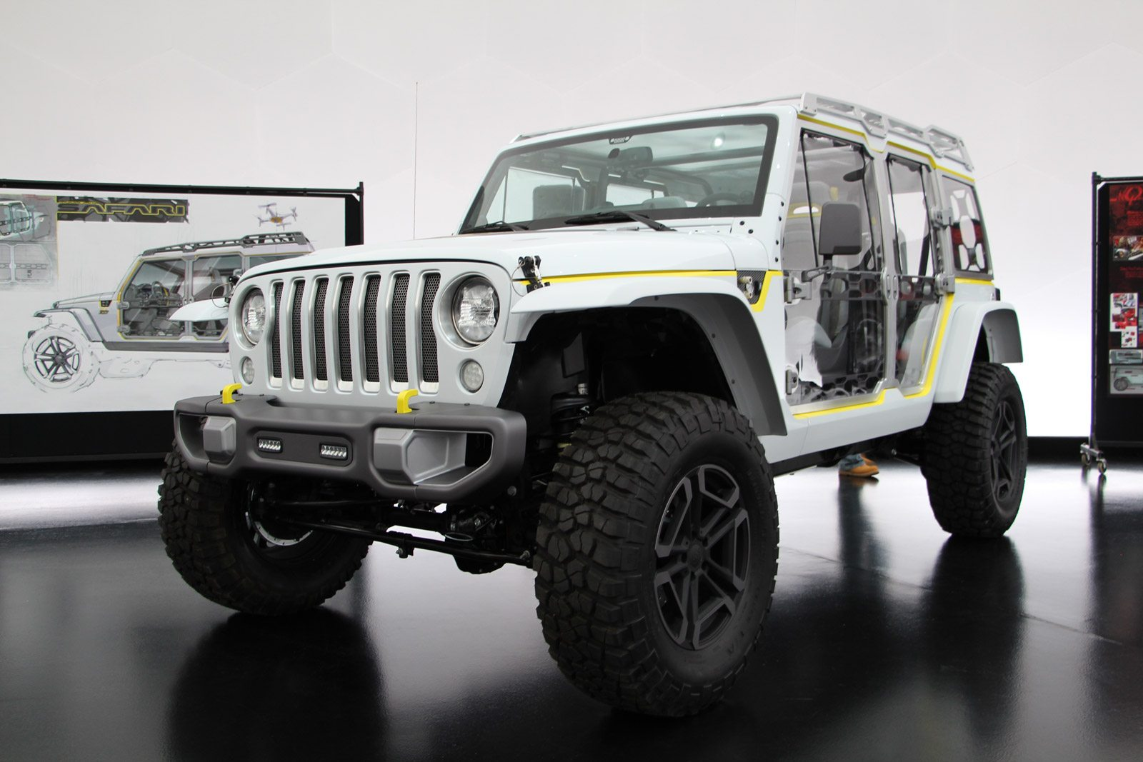 2017 moab easter jeep safari concepts so much want news. Black Bedroom Furniture Sets. Home Design Ideas
