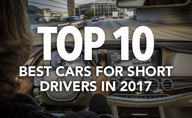 top 10 best cars for short drivers in 2017 consumer reports news. Black Bedroom Furniture Sets. Home Design Ideas