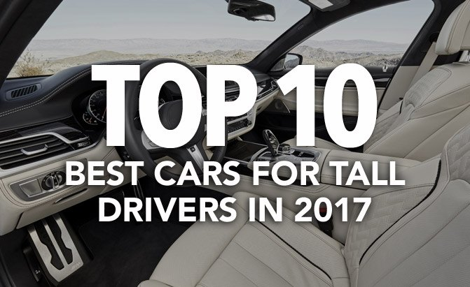 Top 10 Best Cars For Tall Drivers In 2017: Consumer Reports