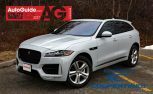 2017 Jaguar F-Pace: AutoGuide.com Utility of the Year Contender
