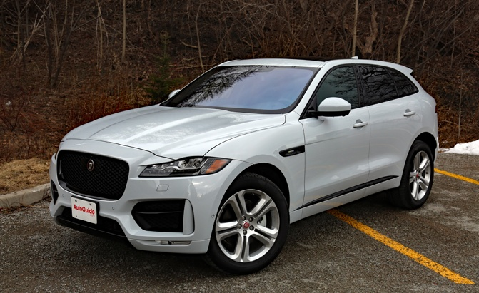 Jaguar F Pace Wins 2017 World Car Of The Year