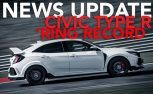 Honda Civic Type R, Jeep Pickup Truck Spy Photos, More Nissan NISMOs: Weekly News Roundup Video