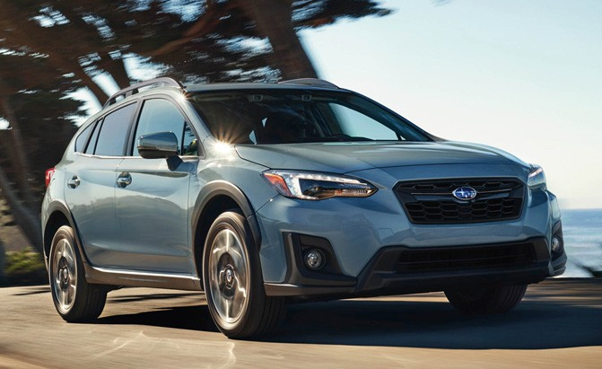 Subaru's First EV Coming in 2021 with a Familiar Badge » AutoGuide