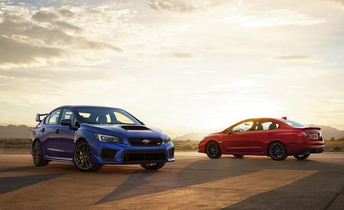 pricing released for updated 2018 subaru wrx wrx sti news. Black Bedroom Furniture Sets. Home Design Ideas