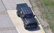 Jeep Wrangler Pickup Spied Looking Production Ready