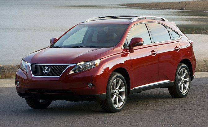 Should You Buy a Used Lexus RX 350?