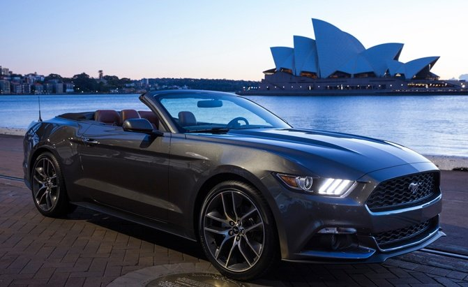 Ford Mustang Was The Most Popular Sports Car In The World Last - Most popular sports cars