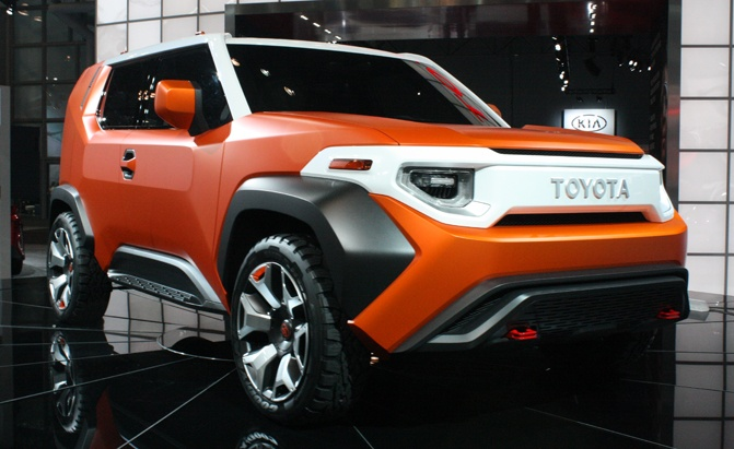 Toyota FT-4X Concept is Not the FJ Cruiser Successor You ...