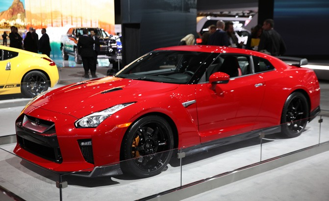 2018 Nissan Gt R Track Edition And 370z Heritage Edition