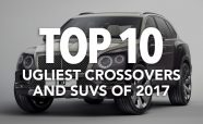 Top 10 Ugliest Crossovers and SUVs of 2017