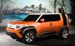 Toyota FT-4X Concept is Closer to Production Than You Think