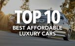 Top 10 Best Affordable Luxury Cars Under $35,000