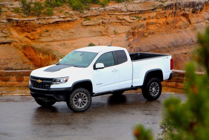 2017 chevrolet colorado zr2 review news. Black Bedroom Furniture Sets. Home Design Ideas