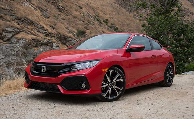 2017 Honda Civic Si review
