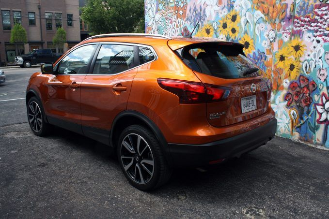 2017 Nissan Rogue Sport Review