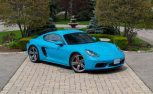 2017 Porsche 718 Cayman S Review