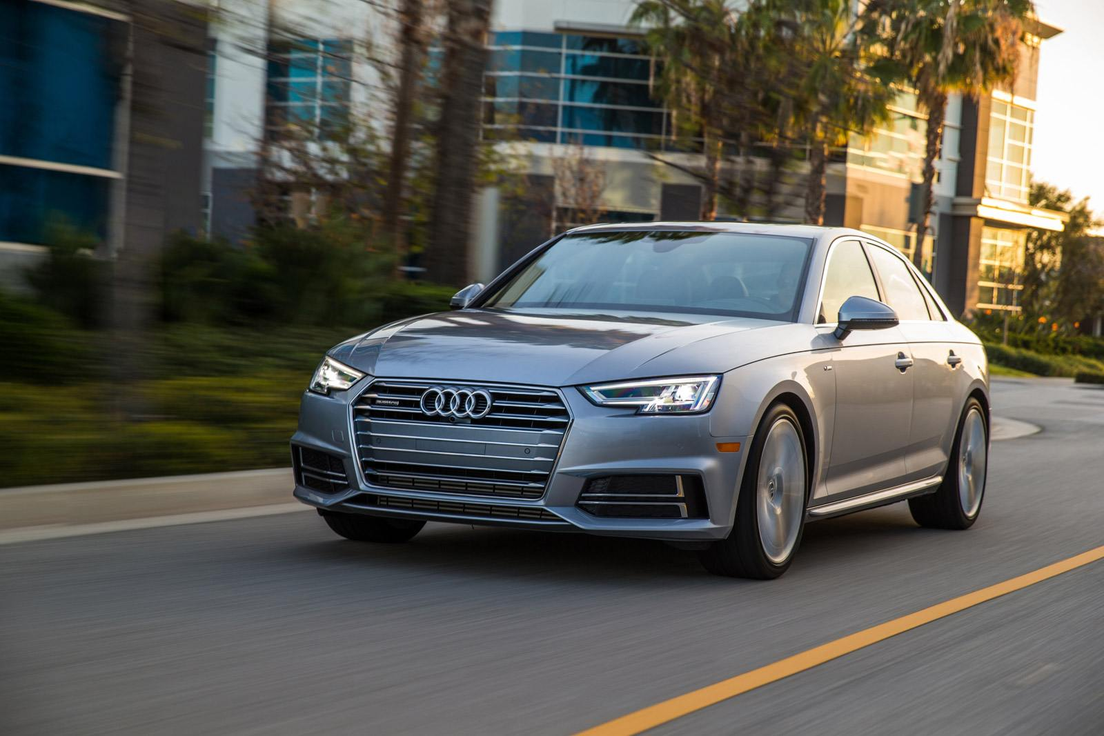 Audi Tweaks Packaging Pricing For Its Entire Lineup - 2018 audi a4 s line