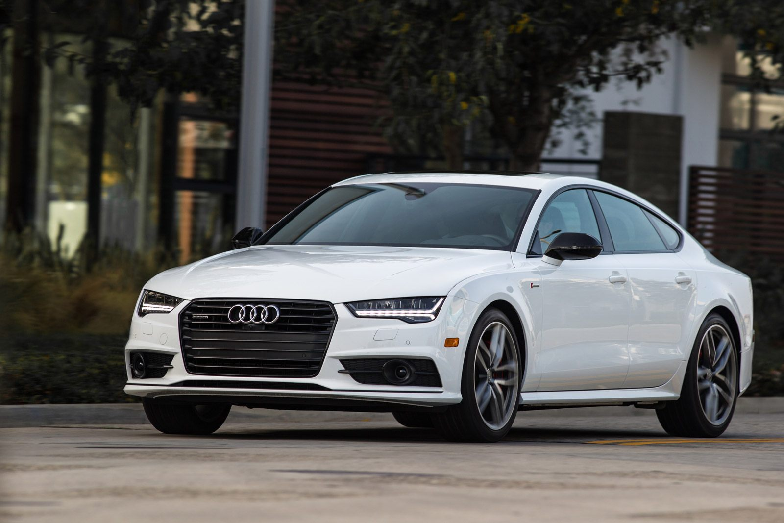 2018 audi a4.  2018 modest changes have been made to the 2018 audi a7 lineup with standard  full led ambient interior lighting added on premium plus trims while prestige  in audi a4