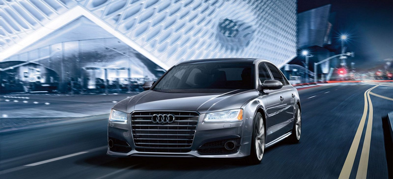 Audi S Flagship Sedan Gets A Few Updates For The 2018 Model Year With A8 L Equipped 3 0t Six Cylinder Engine Getting An Available Executive