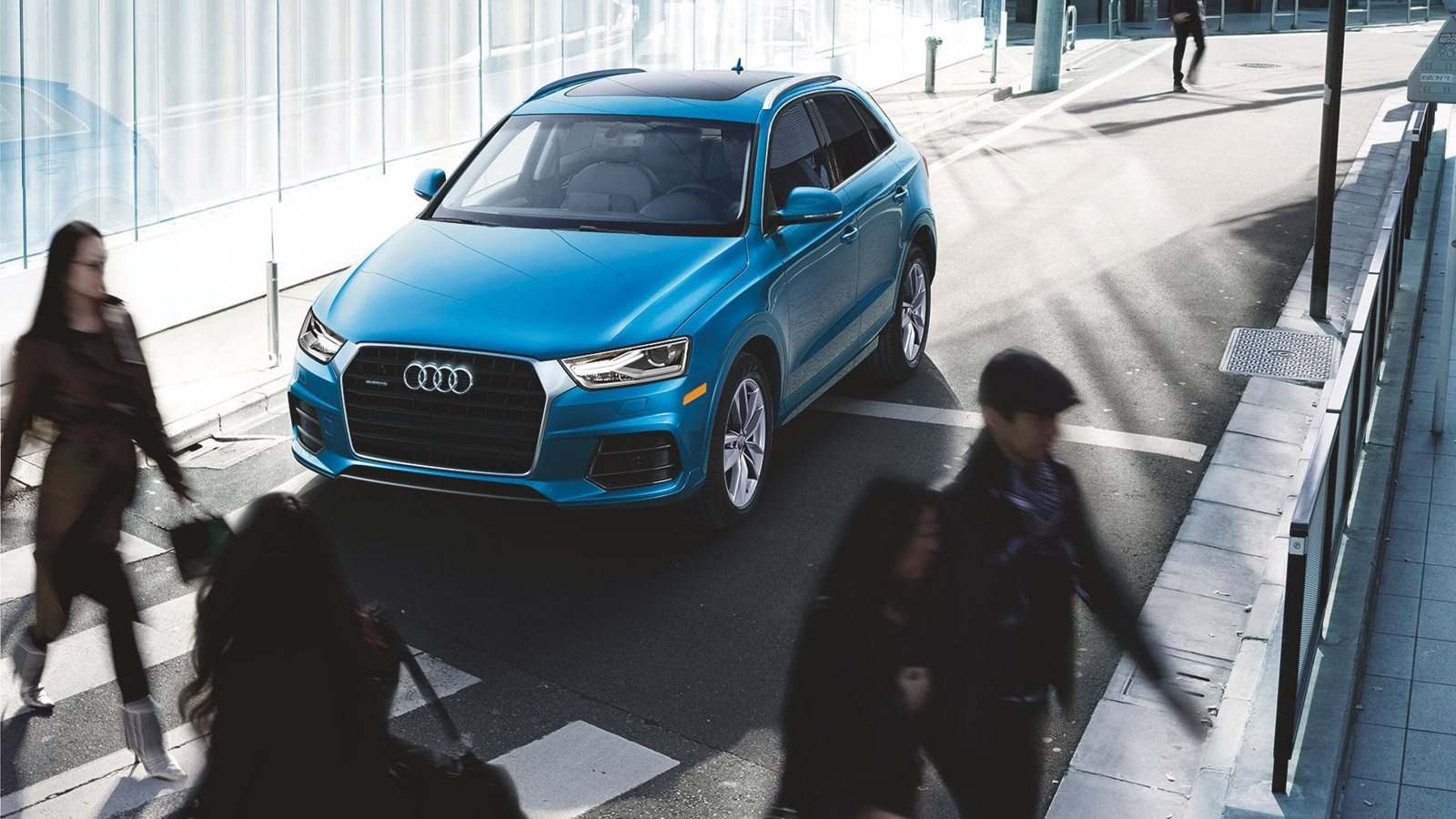2018 audi 4 door.  audi if youu0027re looking for a crossover the 2018 audi q3 now features standard s  line exterior design elements including an front bumper door sills and  throughout audi 4