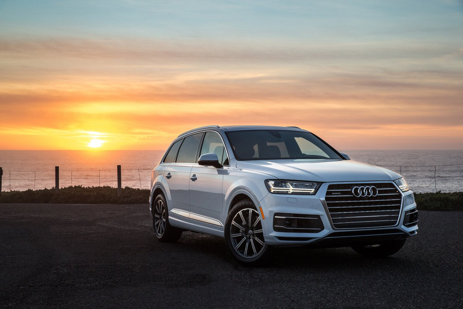2018 audi jeep. contemporary audi the largest suv audi currently offers is the q7 and for 2018 model  year advanced key now comes standard across all trims with audi jeep